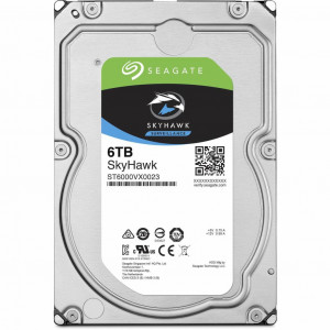 """Жесткий диск 3.5"""" 6TB Seagate (ST6000VX001)"""