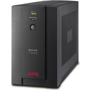 ИБП APC Back-UPS 1400VA, IEC (BX1400UI)