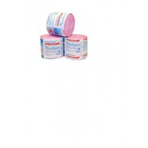 Бумага туалетная 1слойн Кохавинка розовая d-98/100 мм шир 90 мм 1 РУЛОН антисептическая