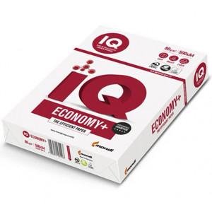 Бумага офисная A4 80 г/м кв класс B 161% IQ Economy Plus 500 л