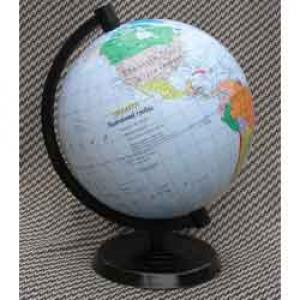 Глобус политический Марко Поло, d-260 мм (на пластиковой подставке) (GMP.260п.)