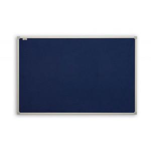Доска текстильная 120 х 90 см 2х3 в алюминиевой рамке C-line TTA129/UA