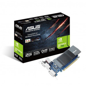 Видеокарта ASUS GeForce GT710 2048Mb Silent + BRK (GT710-SL-2GD5-BRK)