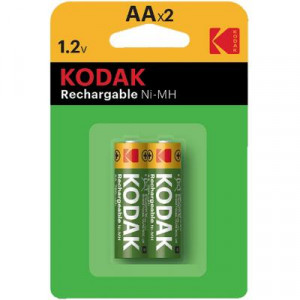 Аккумулятор Kodak AA 2600 mAh HR6 NI-MH * 2 (30955080)