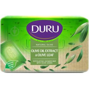 Мыло туалетное 150 гр Duru Natural (Экстракт оливкового масла)