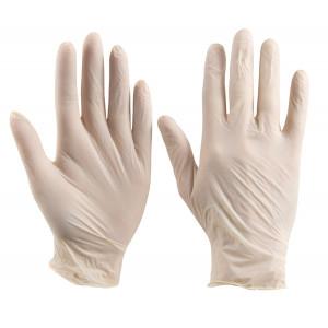 Перчатки латексные M-8 (медицинские)  нестерильные 1 ПАРА