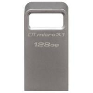 USB флеш накопитель Kingston 128GB DT Micro 3.1 USB 3.1 (DTMC3/128GB)