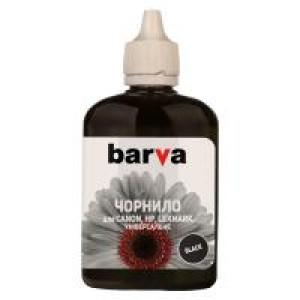 Чернила BARVA CANON/HP/Lexmark Universal №4 BLACK 90г (CU4-471)