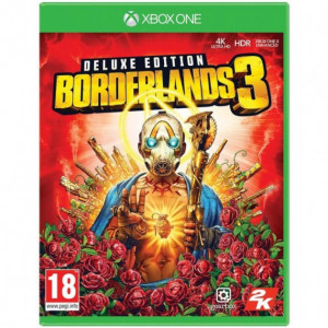 Игра Xbox Borderlands 3 [Russian subtitles] (5026555361552)