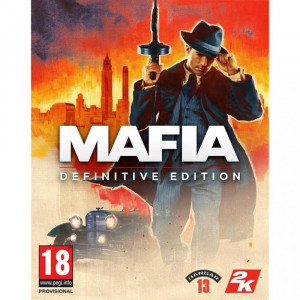 Игра Xbox Mafia Definitive Edition [Blu-Ray диск] (5026555362719)