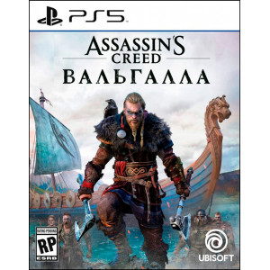 Игра SONY Assassin's Creed Valhalla [PS5, Russian version] (PSV1)