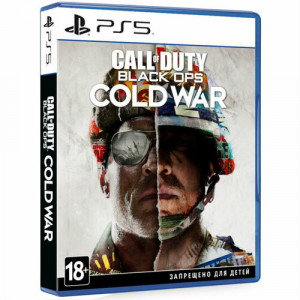 Игра SONY Call of Duty Black Ops Cold War [Blu-Ray диск] (88505UR)