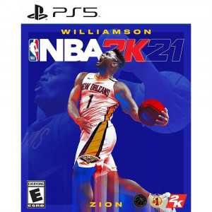 Игра SONY NBA 2K21 [Blu-Ray диск] PS5 (5026555428798)