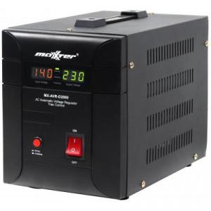 Стабилизатор напряжения симисторный Maxxter MX-AVR-D2000-01