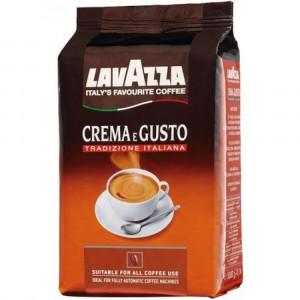Кофе в зернах Lavazza Crema e Gusto Tradizione Italiana, 1000 гр