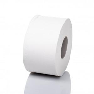 Бумага туалетная 2слойн PN ВЕЛИКАН белая d-19 см 1 рул