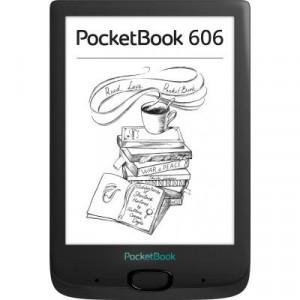 Электронная книга PocketBook 606, Black (PB606-E-CIS)