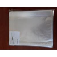 Файл глянцевый A4+ 40 мкм ЛОГО вертик европерф (100 шт)