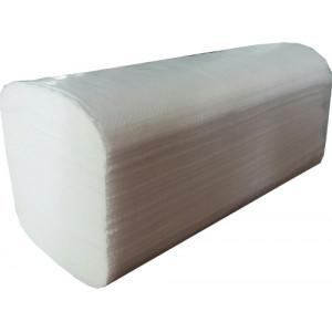 Полотенца-вкладыши V-образ 2-слой EcoPoint Lux белые (160 шт) (VL-160)