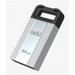 USB флэш накопитель AddLink 64GB U30 Silver USB 2.0 (ad64GBU30S2)