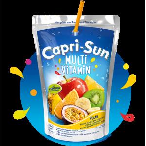 Сок капризон Capri-Sun Multivitamin 200мл х 10 шт