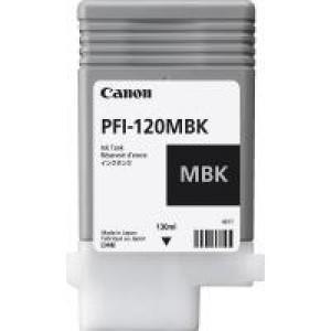 Картридж Canon PFI-120 Matte Black, 130ml (2884C001AA)