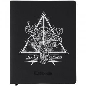 Дневник школьный Kite Harry Potter HP21-283, мягкая обложка, PU