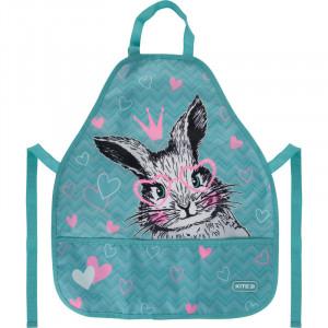 Фартук с нарукавниками Kite Cute Bunny K21-161-3