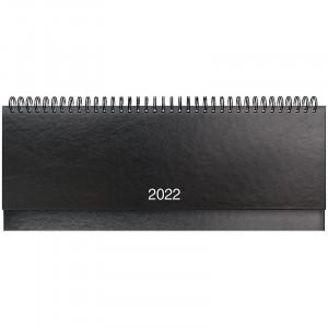 Планинг датированный 2022 Brunnen Miradur, чёрный (73-776 60 902)
