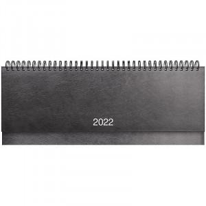 Планинг датированный 2022 Brunnen Miradur, серый (73-776 60 802)