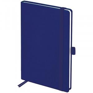Еженедельник датированный 2022 125 х 195 мм BRUNNEN Смарт Strong, синий (73-791 60 302)