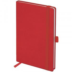 Еженедельник датированный 2022 125 х 195 мм BRUNNEN Смарт Strong, красный (73-791 60 202)