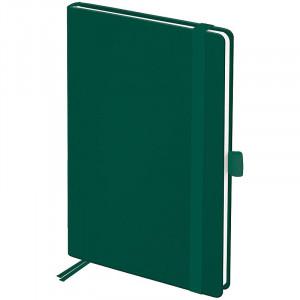 Еженедельник датированный 2022 125 х 195 мм BRUNNEN Смарт Strong, глубокий зеленый (73-791 60 592)