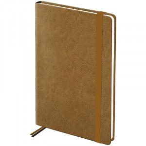 Еженедельник датированный 2022 125 х 195 мм BRUNNEN Смарт Viracountry, коричневый (73-791 35 702)