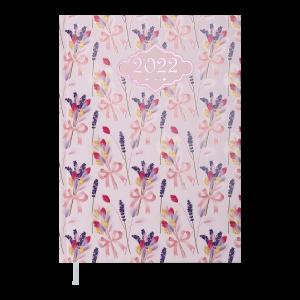Ежедневник датир. 2022 BLOSSOM, A5, розовый (BM.2136-10)