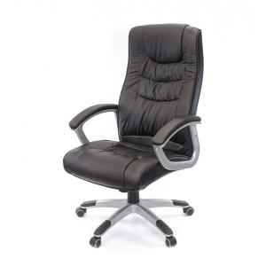 Кресло АКЛАС Арго New PL TILT Черный (PU-черный (00005006)
