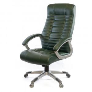 Кресло АКЛАС Атлант MP (XY-7147) Зеленый  (PU-зеленый )