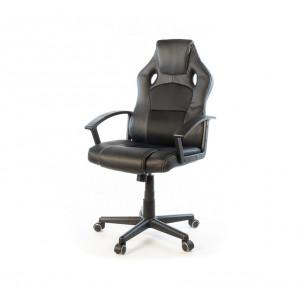 Кресло геймерское АКЛАС Анхель NEW PL TILT Черный (Черный/Черный)