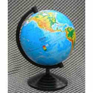 Глобус физический Марко Поло, d-160 мм (на пластиковой подставке) (GMP.160ф.)