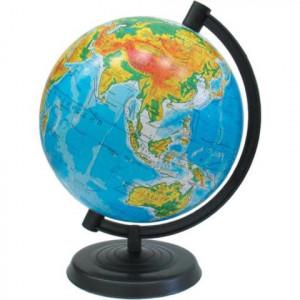 Глобус физический Марко Поло, d-320 мм (на пластиковой подставке) (GMP.320ф.)