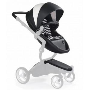Базовый набор для коляски Mima Xari + стартовый набор - Black&White