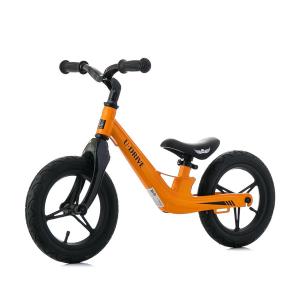 """Беговел U-DRIVE 12"""" magnesium rim - Orange"""