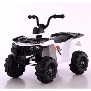 Детский электромобиль-квадроцыкл BRJ-3201 - white