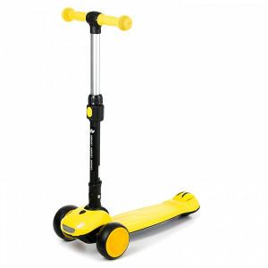 Самокат Leader - Yellow