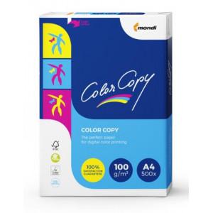 Бумага офисная A4 100г/м2 COLOR COPY 500 л цветн лазерн печать