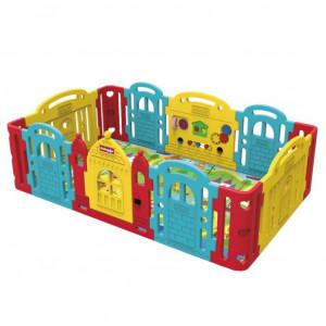 Детский манеж Castle (2400x1500x783 мм) - RAINBOW