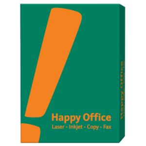 Бумага офисная A4 80 г/м кв класс C 146% Happy Office 500 л
